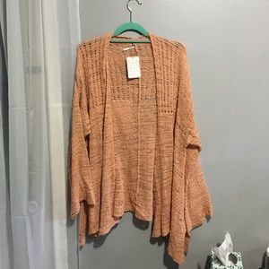 NWT Free People Cardigan